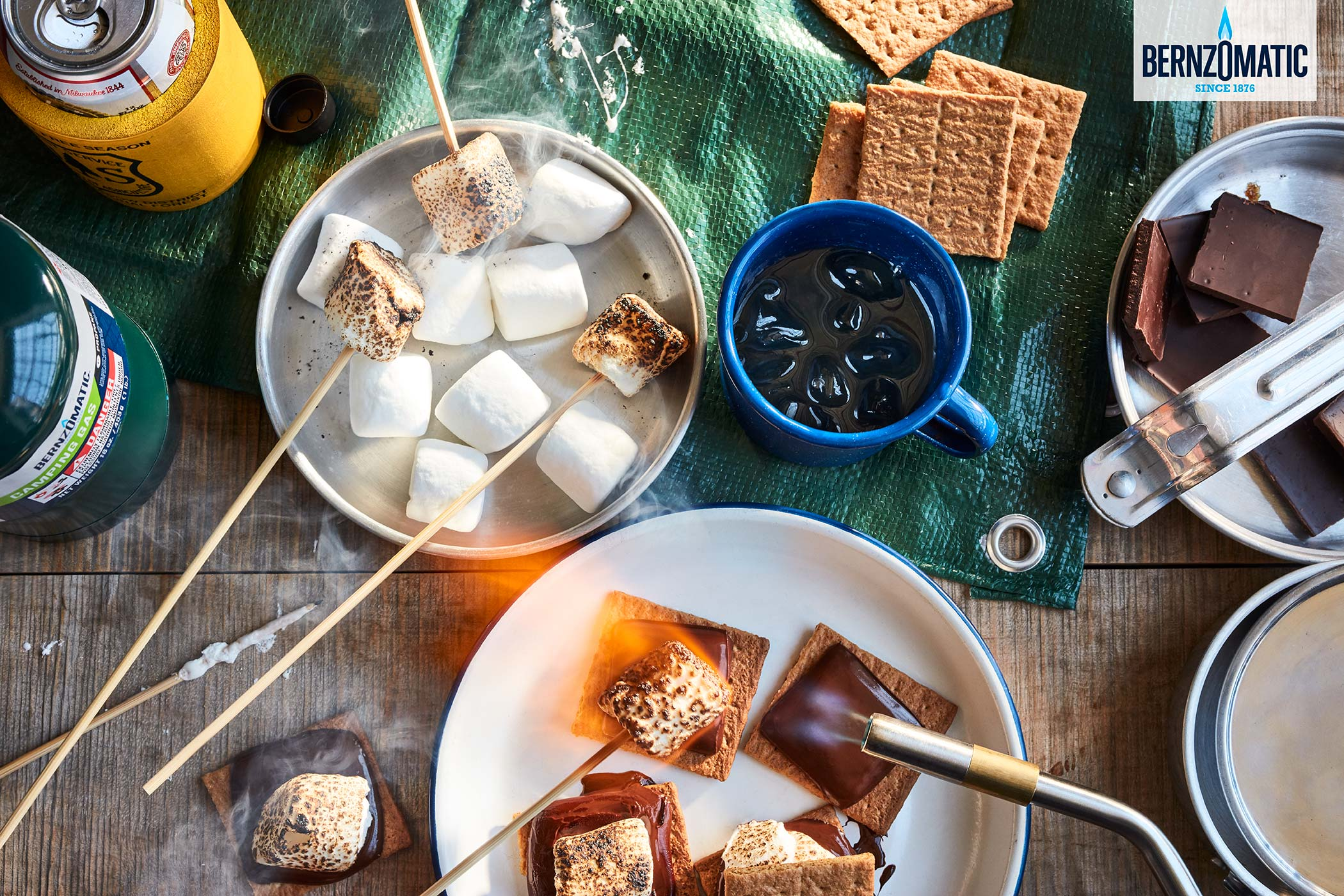 Smores | BernzOmatic