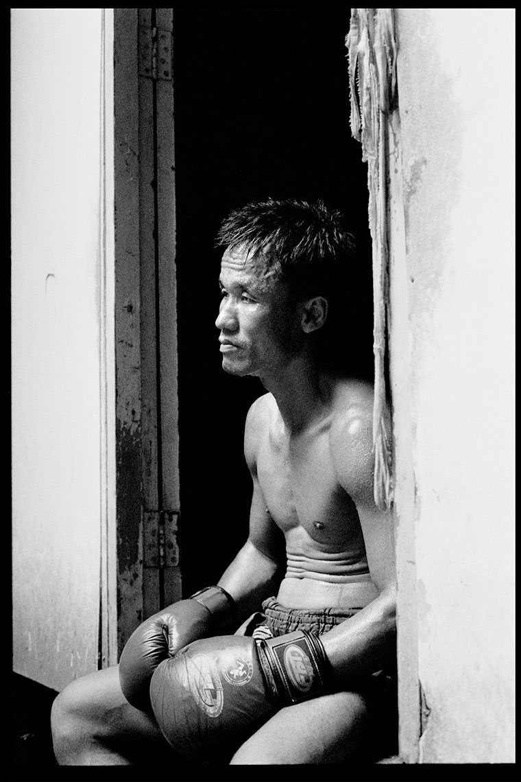 Fight Smile | Bangkok, Thailand