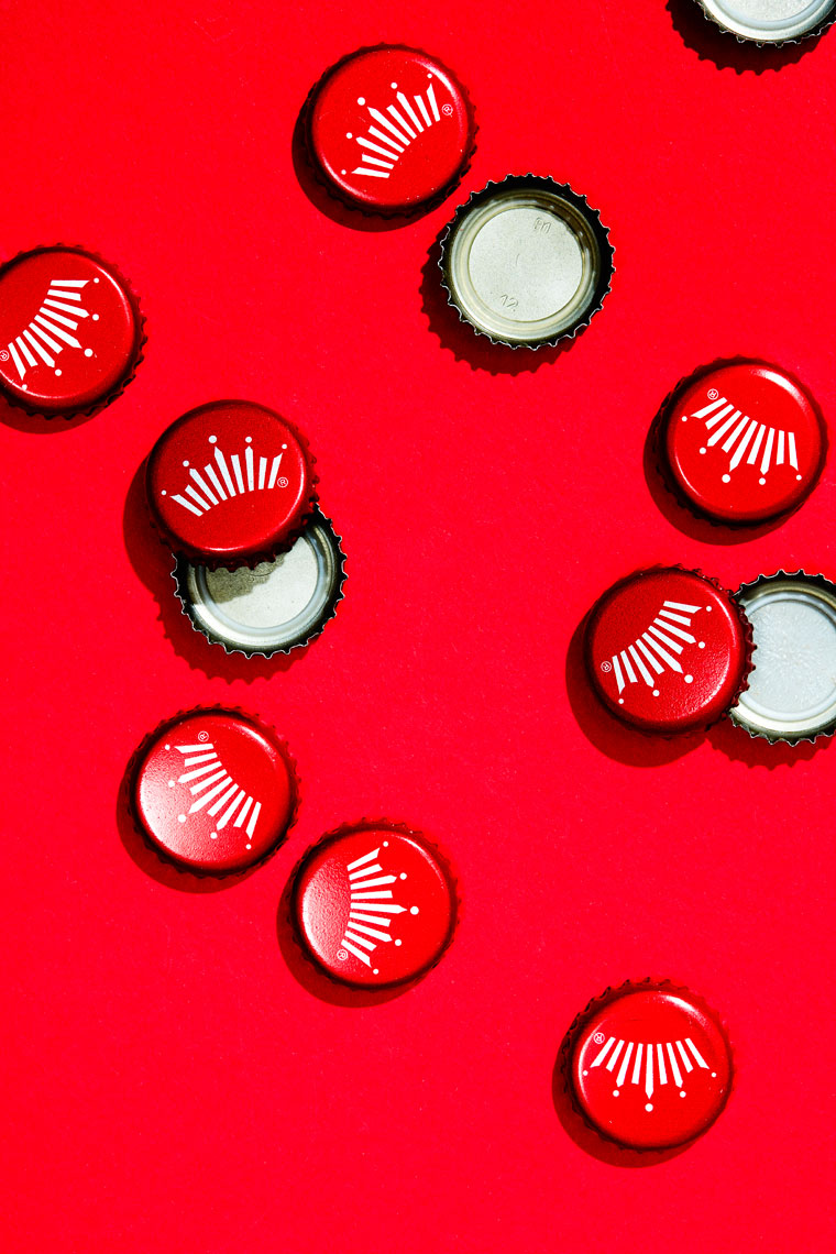 Bud Heavy Bottle Caps