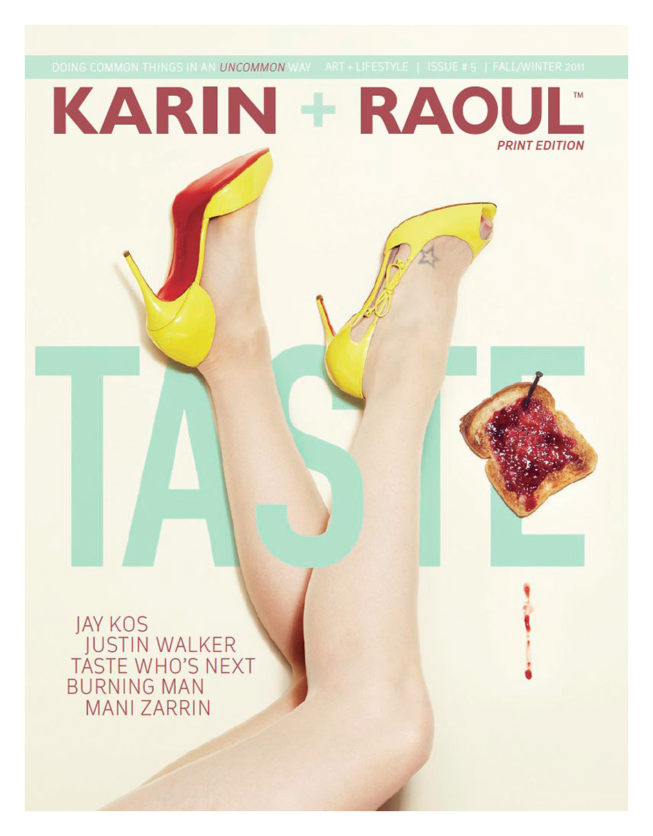 Karin & Raoul | Cover