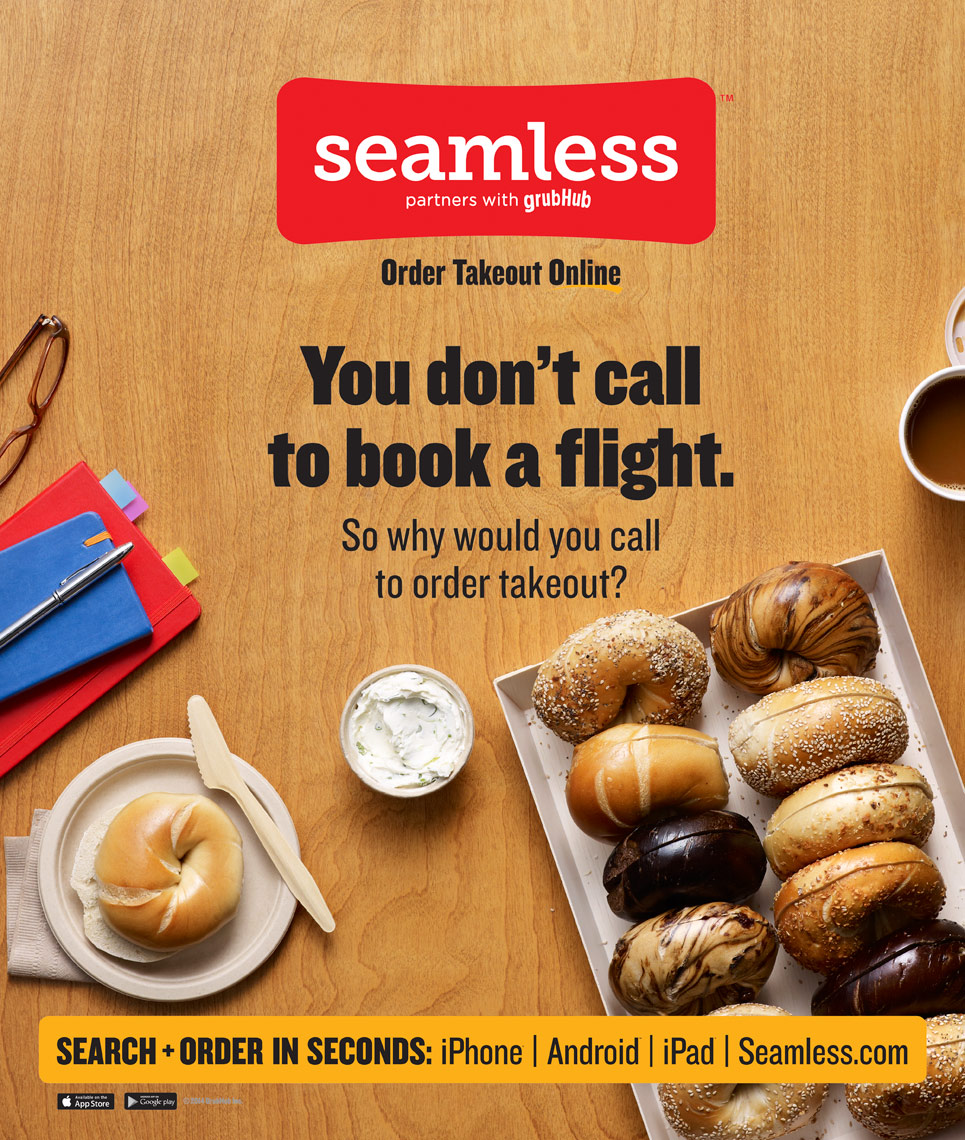 Seamless | Office Bagels