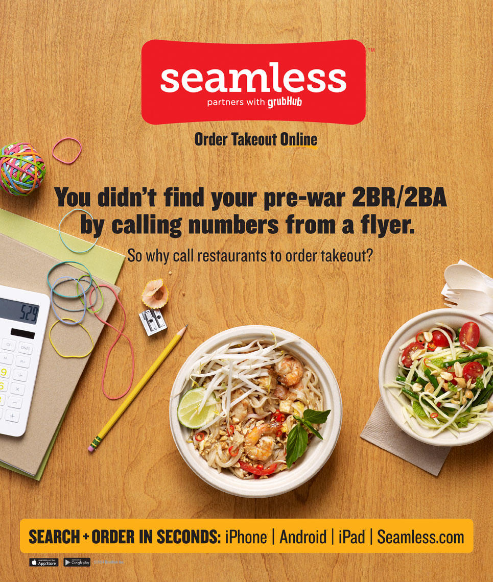 Seamless | Pad Thai