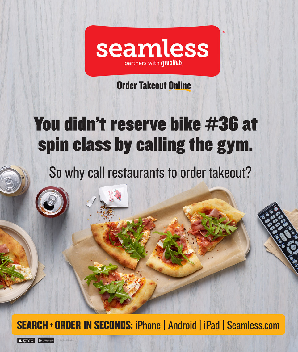 Seamless | Pizza