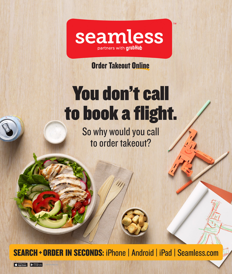 Seamless | Salad