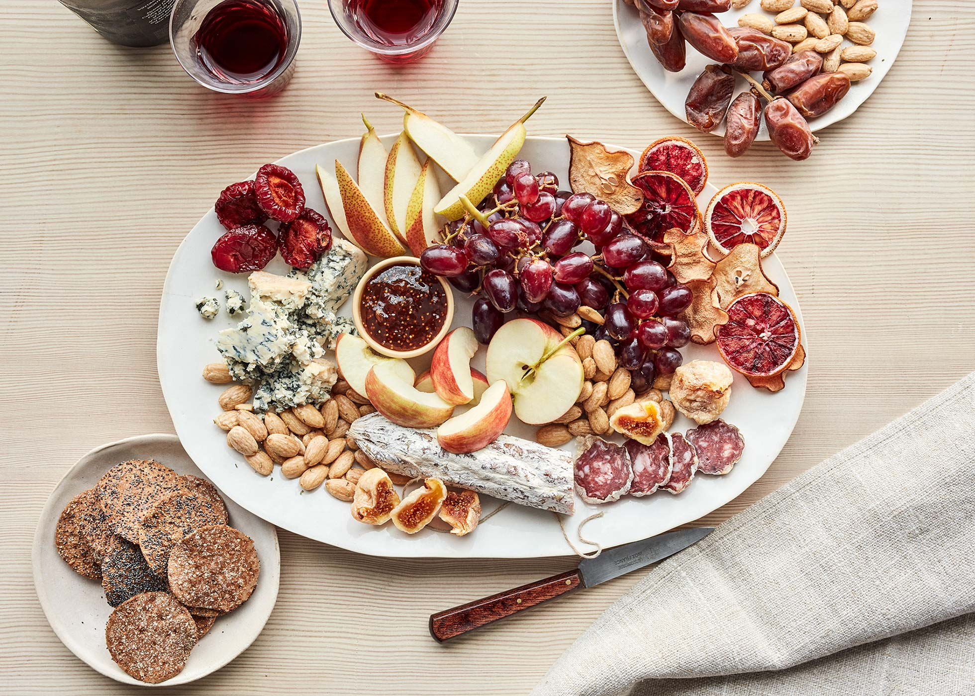Winter Grazing Board | Blue Diamond Almonds
